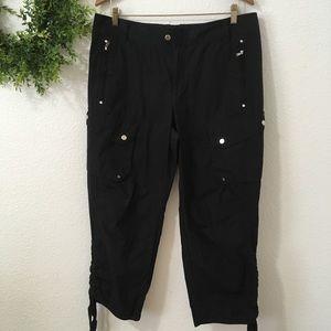 Ralph Lauren Active Black Cargo Pants